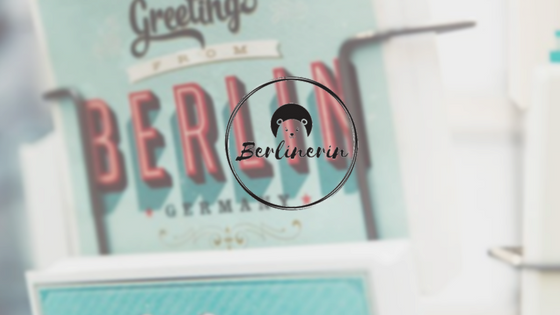 Berlinerin Logo Postcard